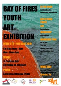 Youth Art Prize - Bay of Fires